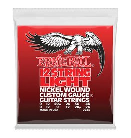 Ernie Ball Ernie Ball Nickel Wound 12 String Light 9-46