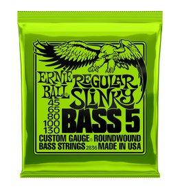 Ernie Ball Regular Slinky 5 String 45-130
