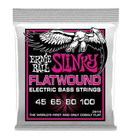 Ernie Ball Ernie Ball Slinky Flatwound Bass 45-100