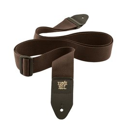 Ernie Ball Brown Polypro strap