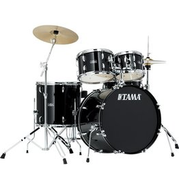 "Tama Tama Stagestar 20"" Fusion Drumkit Black"