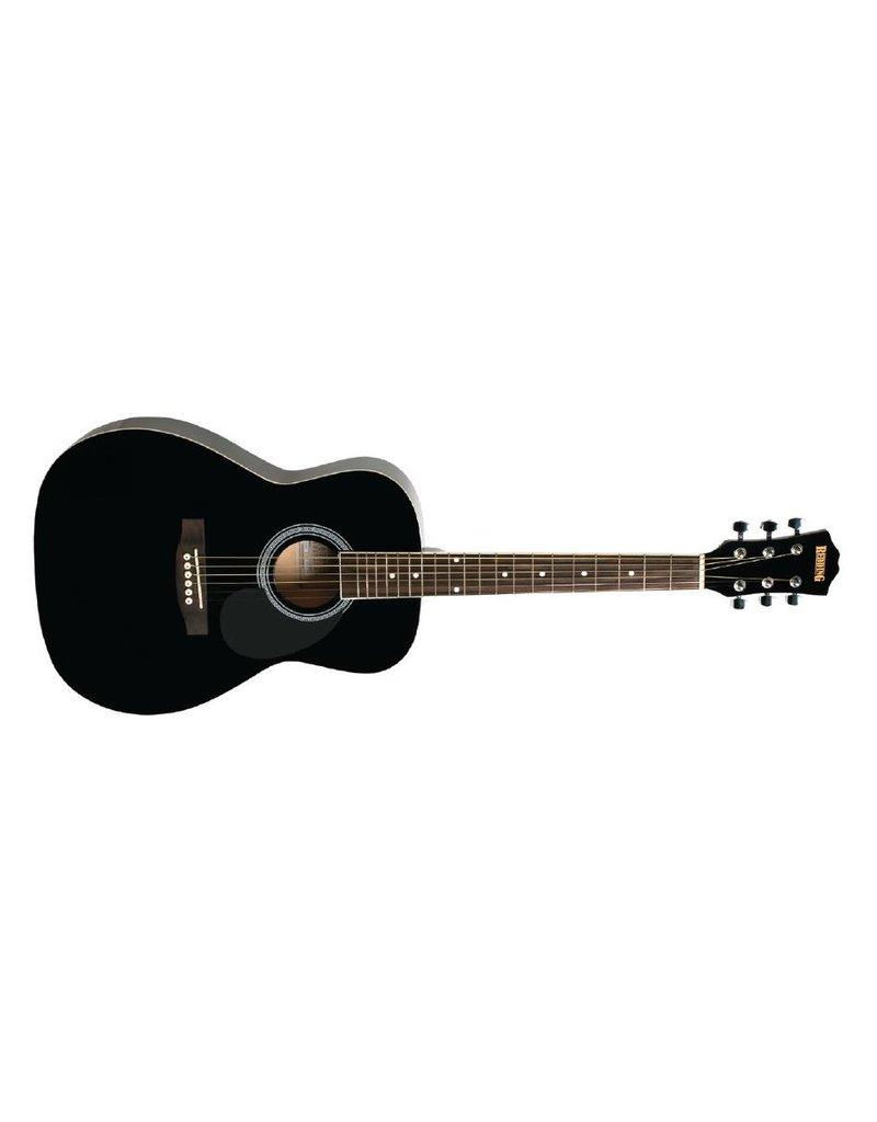 Redding 3/4 Acoustic w/ Pick Up, Black