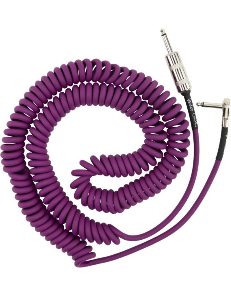 Fender Jimi Hendrix Voodoo Child Cable 30ft Purple