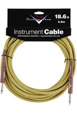 Fender Custom Shop Tweed Cable 18ft