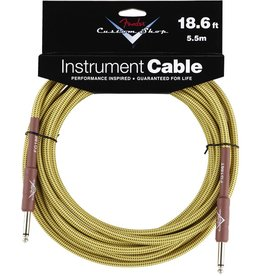 Fender Custom Shop Tweed Cable 18ft