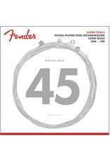 Fender 7250 Bass Strings, 45-100
