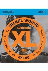 Daddario Daddario EXL110 Light 10-46