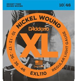 Daddario EXL110 Light 10-46