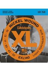 Daddario Daddario EXL140 Light/Heavy 10-52