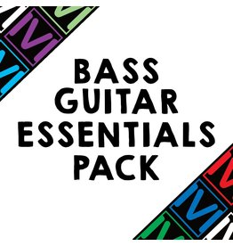 Cromer Bass Guitar Essentials Pack