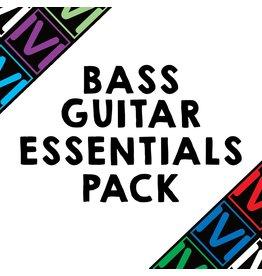 MVM Cromer Bass Guitar Essentials Pack
