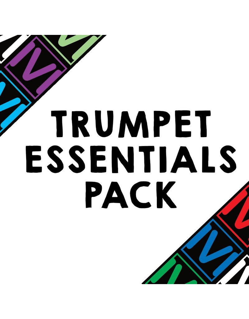 MVM Cromer Trumpet Essentials Pack