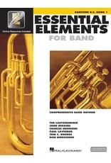 Essential Elements Essential Elements Baritone B.C Book 1