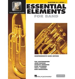 Essential Elements Baritone B.C Book 1