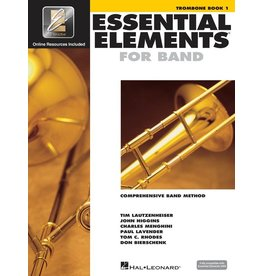 Essential Elements Trombone Book 1