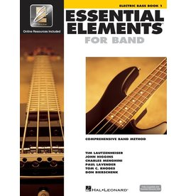 Essential Elements Essential Elements Bass Guitar Book 1
