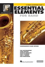 Essential Elements Essential Elements Tenor Sax Book 1