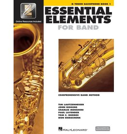Essential Elements Tenor Sax Book 1