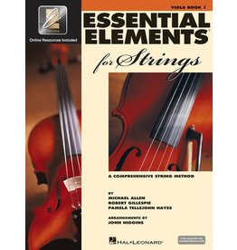 Essential Elements Essential Elements Viola Book 1