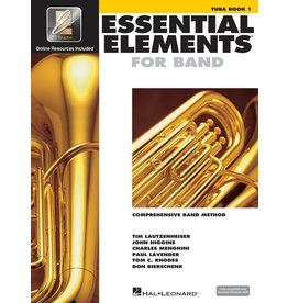 Essential Elements Tuba Book 1