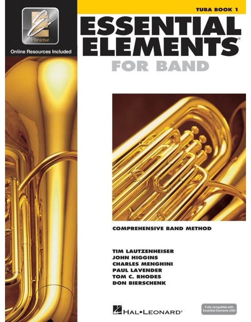 Essential Elements Essential Elements Tuba Book 1