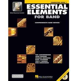 Essential Elements Conductor Book 1