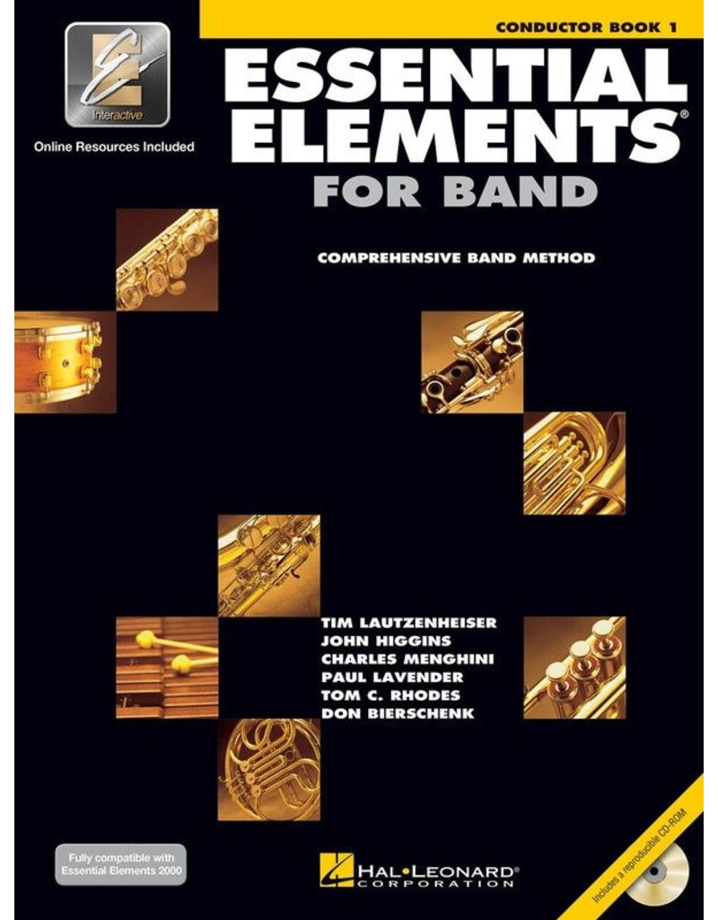 Essential Elements Essential Elements Conductor Book 1