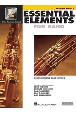 Essential Elements Essential Elements Bassoon Book 1