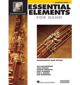 Essential Elements Bassoon Book 1