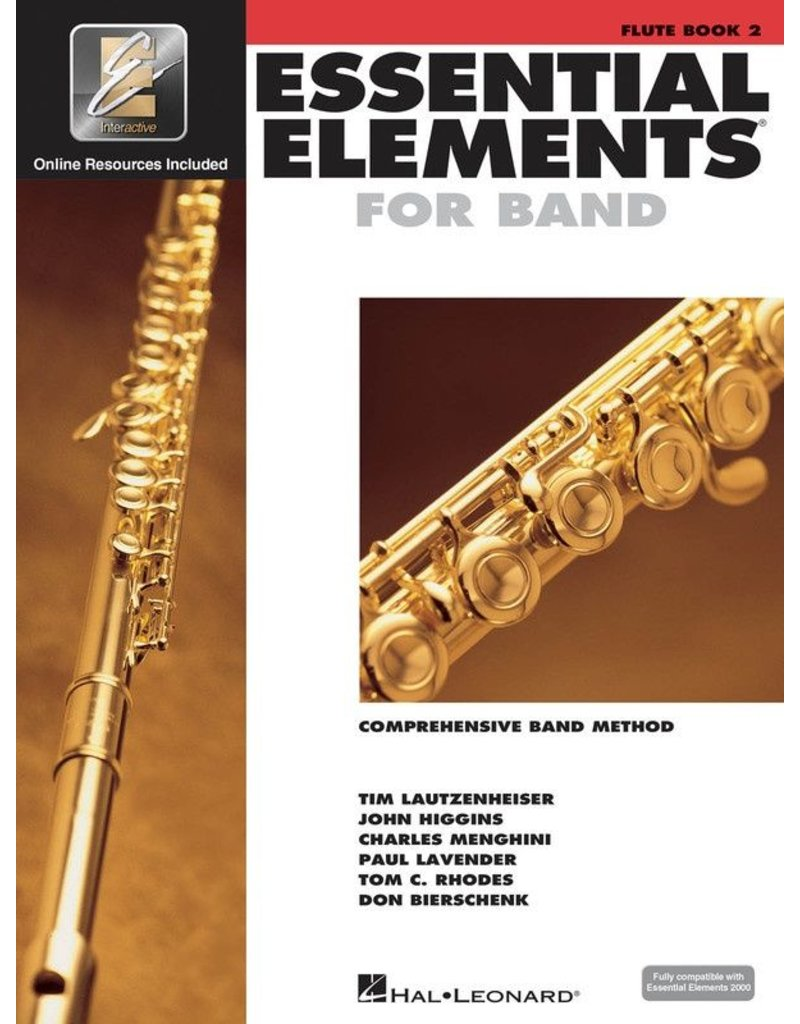 Essential Elements Essential Elements Flute Book 2