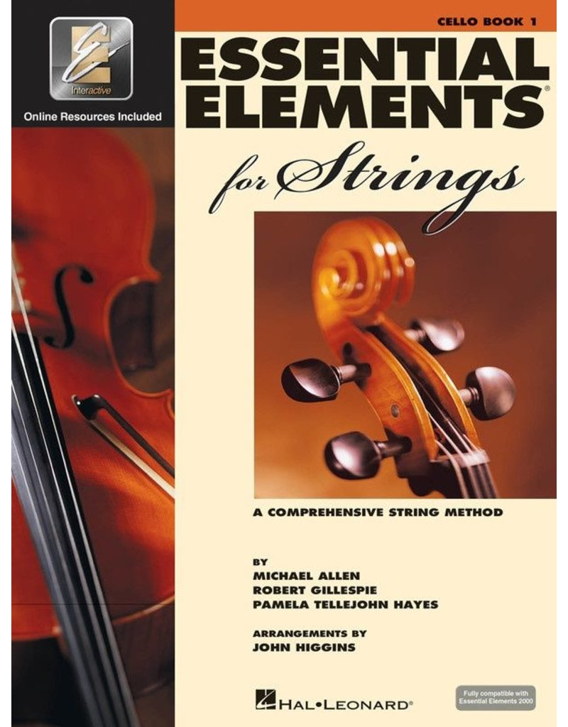 Essential Elements Essential Elements Cello Book 1