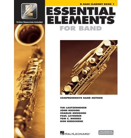 Essential Elements Bb Bass Clarinet Book 1
