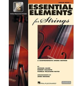 Essential Elements Violin Book 1