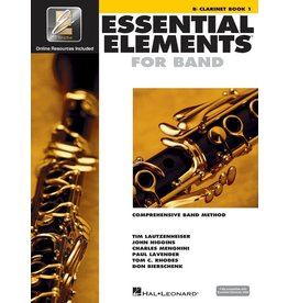 Essential Elements Essential Elements Clarinet Book 1