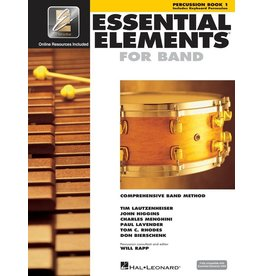 Essential Elements Essential Elements Percussion Book 1