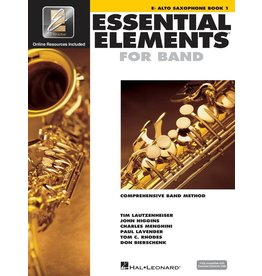 Essential Elements Eb Alto Sax Book 1