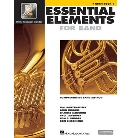 Essential Elements French Horn Book 1