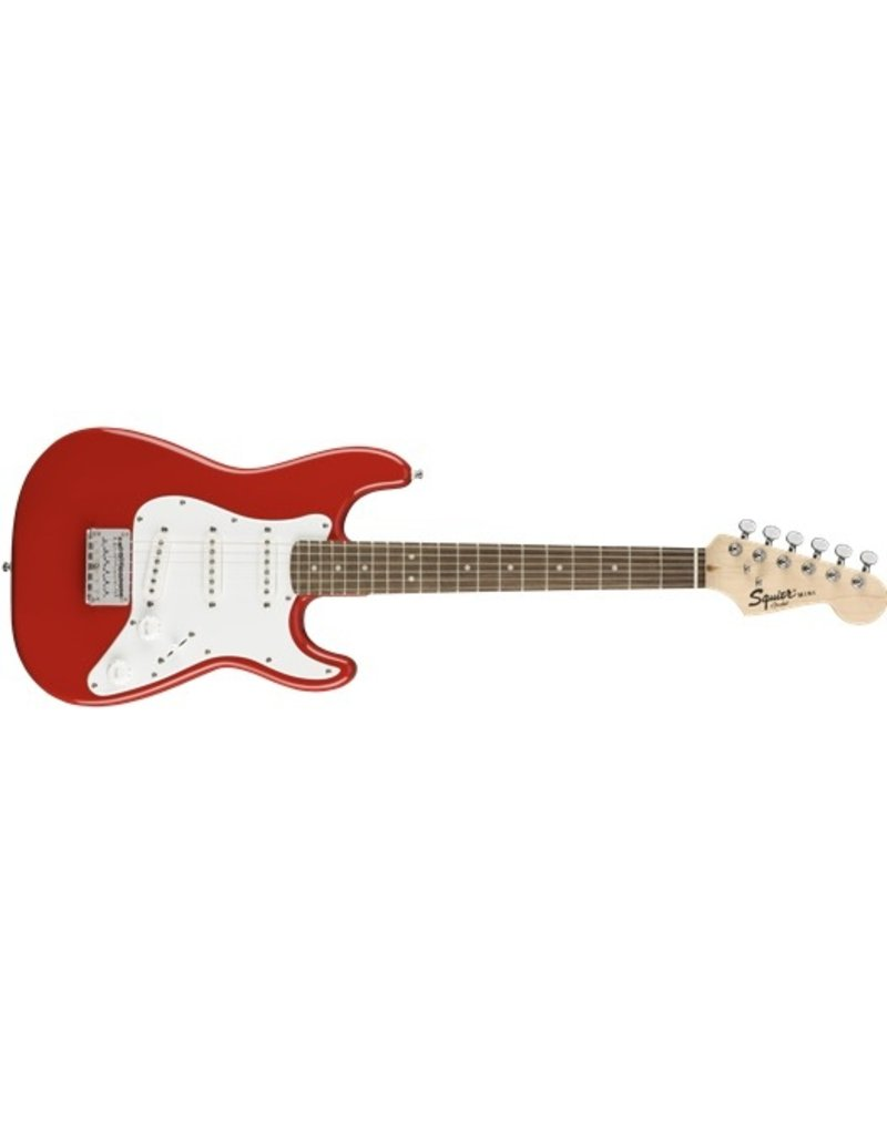 Squier Mini Strat, Torino Red