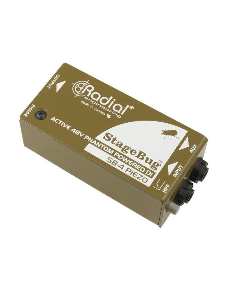 Radial Radial StageBug SB-4