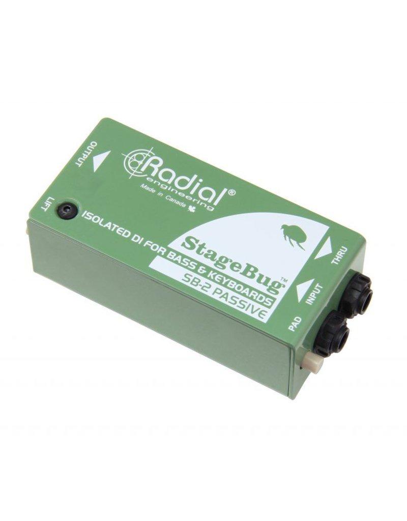 Radial Radial StageBug SB-2