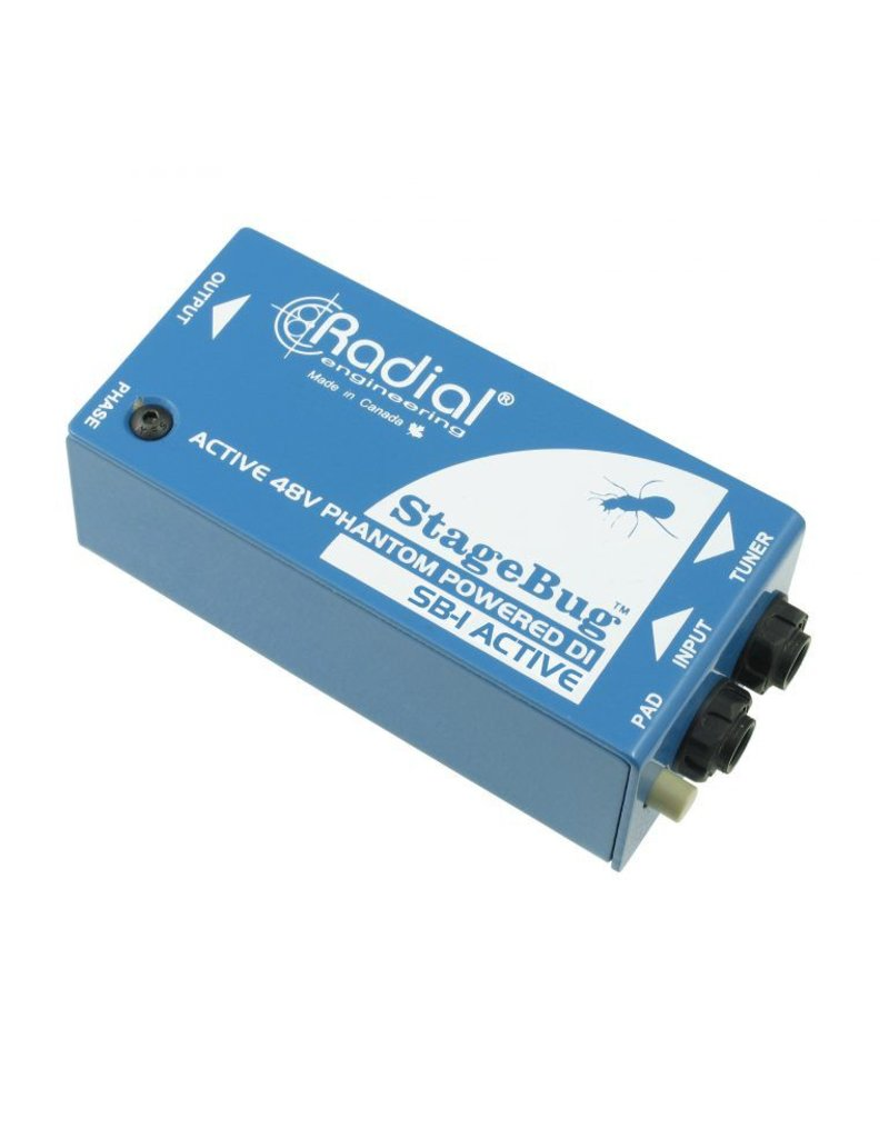 Radial Radial StageBug SB-1