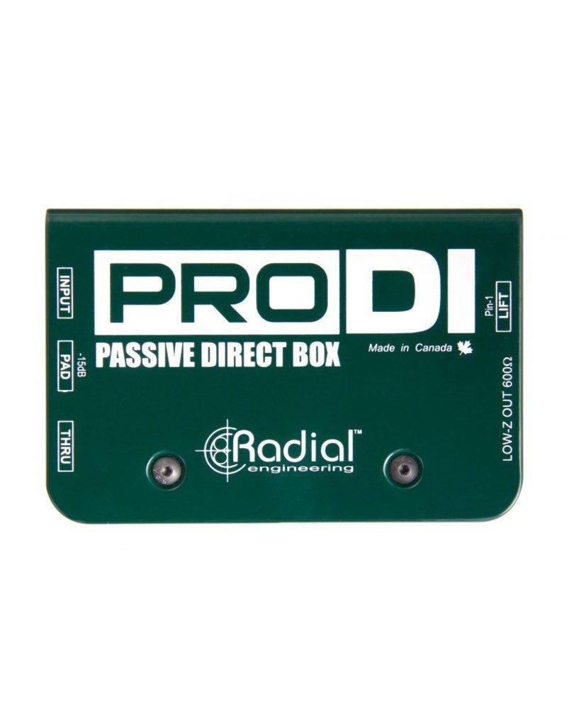 Radial Radial Pro DI