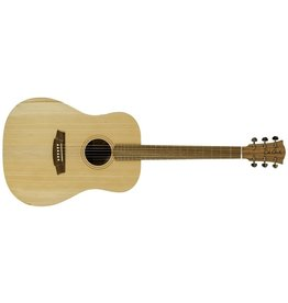 Cole Clark Fat Lady 1 - Bunya + Mahogany