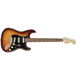 Fender Player Stratocaster Plus Top, Pau Ferro Fingerboard, Tobacco Sunburst