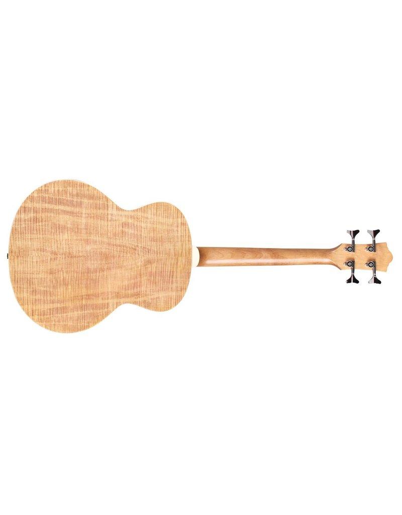 Guild Guild Jumbo Jnr Bass Maple w/bag