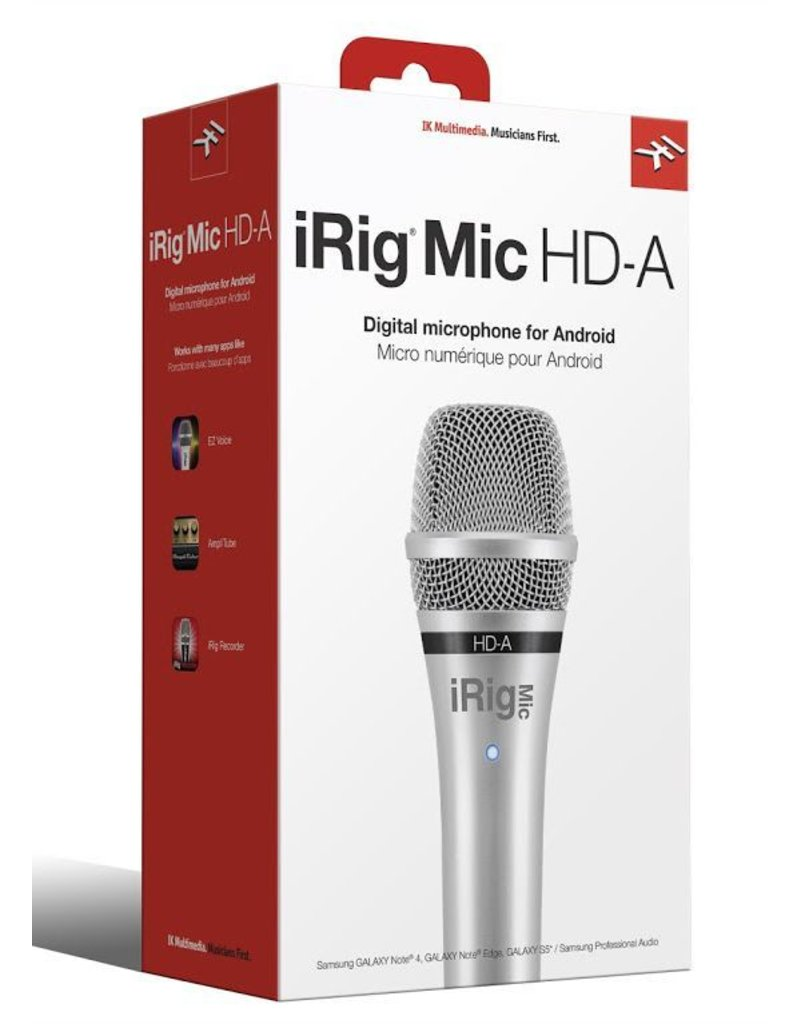 IK Multimedia IK Multimedia iRig Mic HD-A