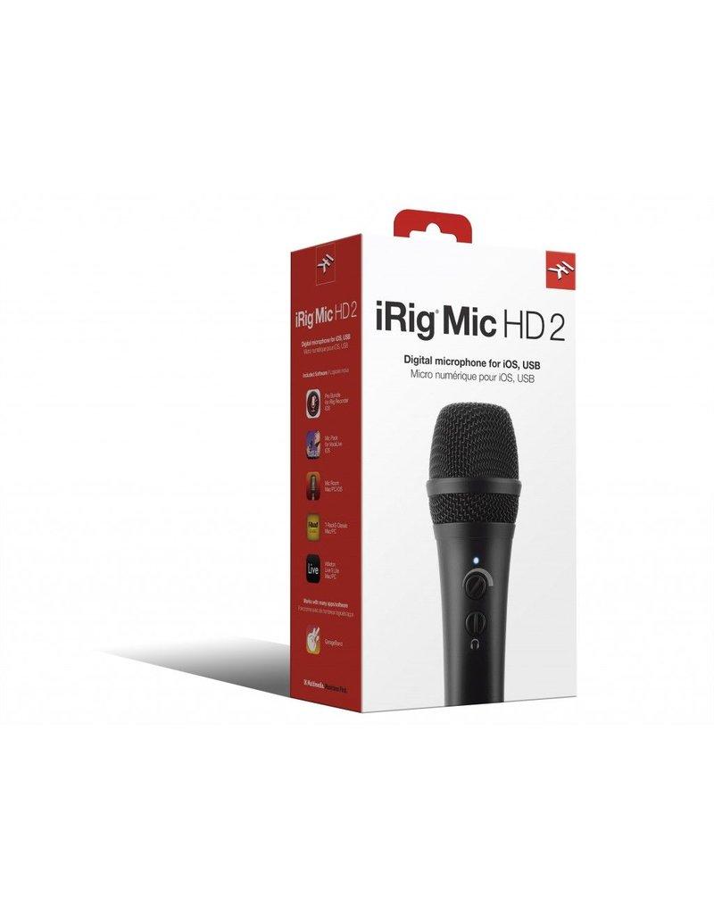 IK Multimedia IK Multimedia iRig Mic HD2
