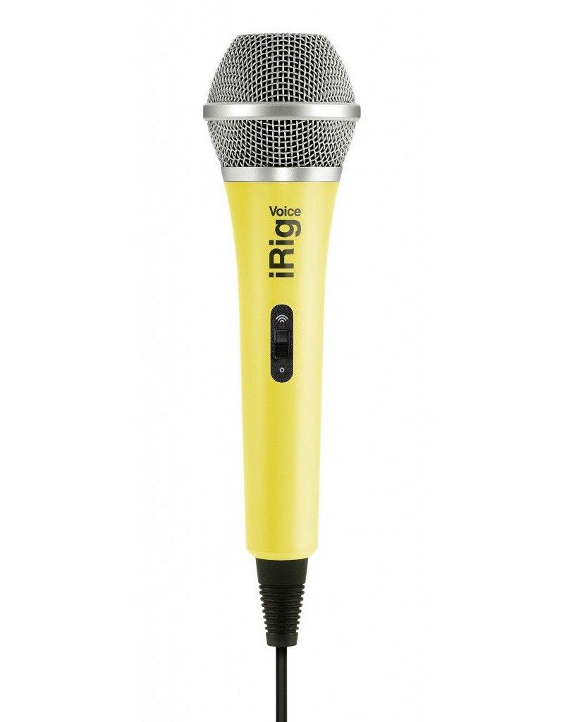 IK Multimedia IK Multimedia iRig Voice Yellow