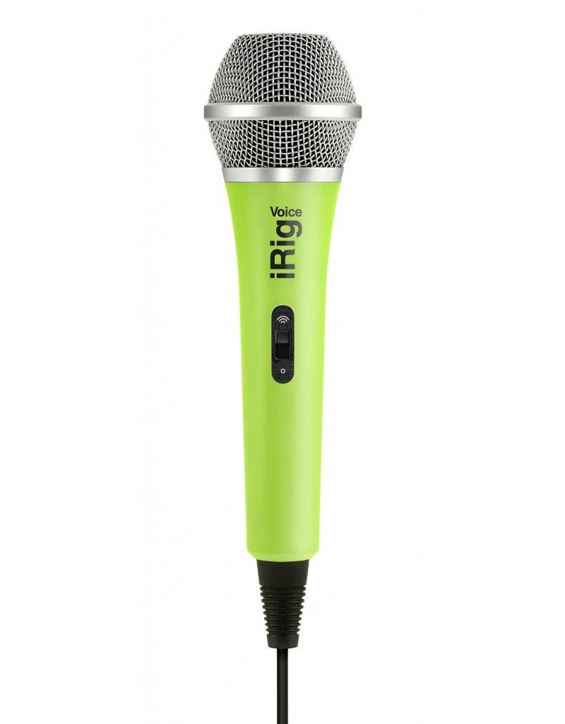 IK Multimedia IK Multimedia iRig Voice Green