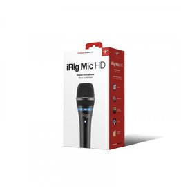 IK Multimedia iRig Mic HD (Black)